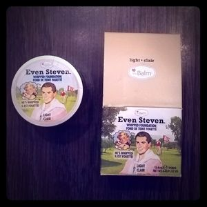 theBalm Even Steven Whipped Foundation. NEw.